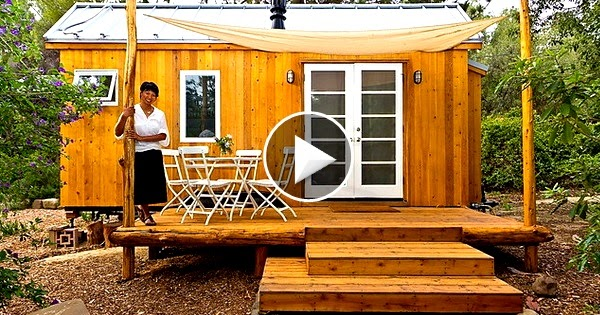 This Filipina Architect Created A Tiny Mobile HouseWhen I