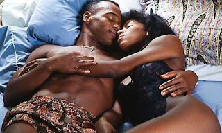 Black women making love