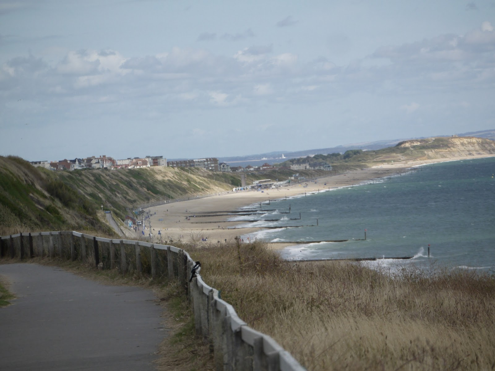 overcliff bournemouth