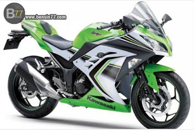 kawasaki ninja 250 ABS special edition