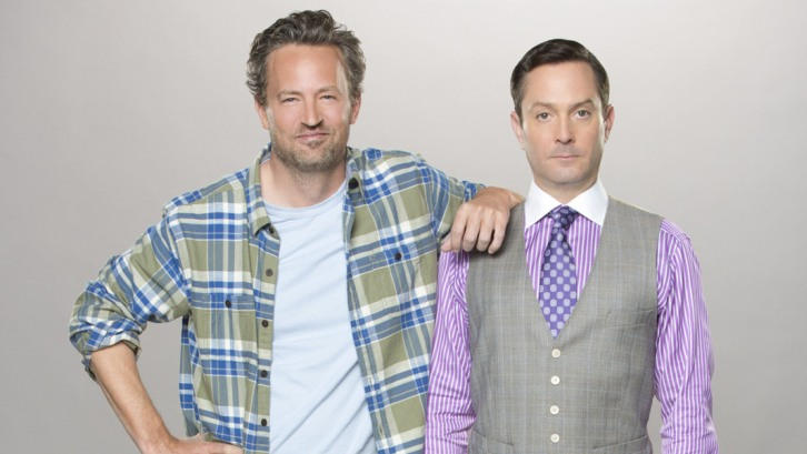 The Odd Couple - Cast Promotional Photos