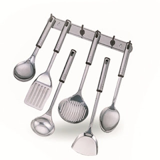 Potong harga ox 963 kitchen tool stainless steel for Harga kitchen set stainless steel