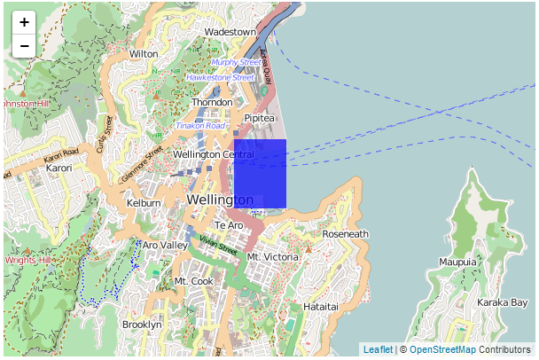 D3js tips and tricks leafletjs map with d3js objects that scale rectangular d3 area on leaflet map gumiabroncs