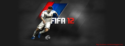 Couverture facebook  jeux android Fifa 12