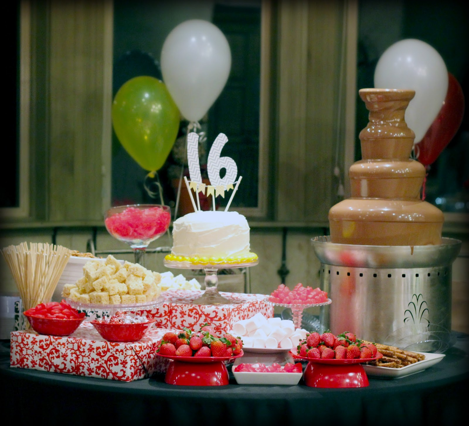 Sweet 16 Party Ideas on a Budget For Girls Sweet 16 Birthday Party Ideas