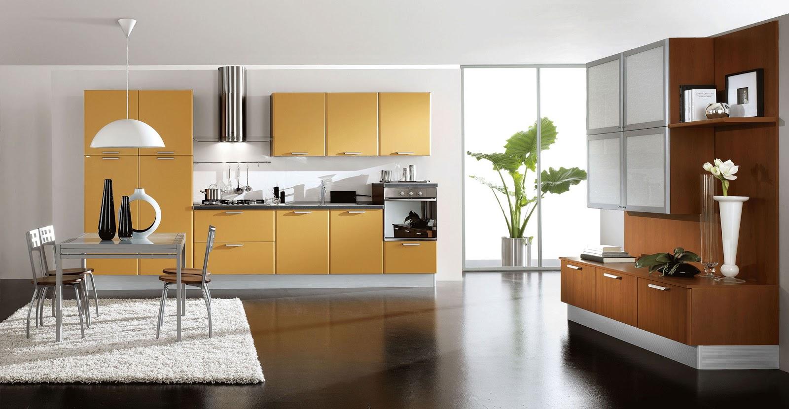 C mo distribuir el espacio en la cocina cocinas con estilo - Como distribuir una cocina ...