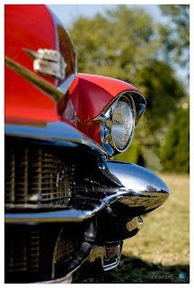 Detailfoto Cadillac DeVille von Fotograf Gunnar Lexow-Joerss