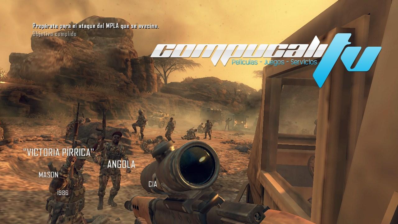 Call Of Duty Black Ops 2 Pc Espa  Ol Imagenes Hd 004