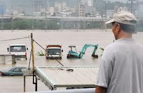 Tifón azota China, 03 de Agosto 2012