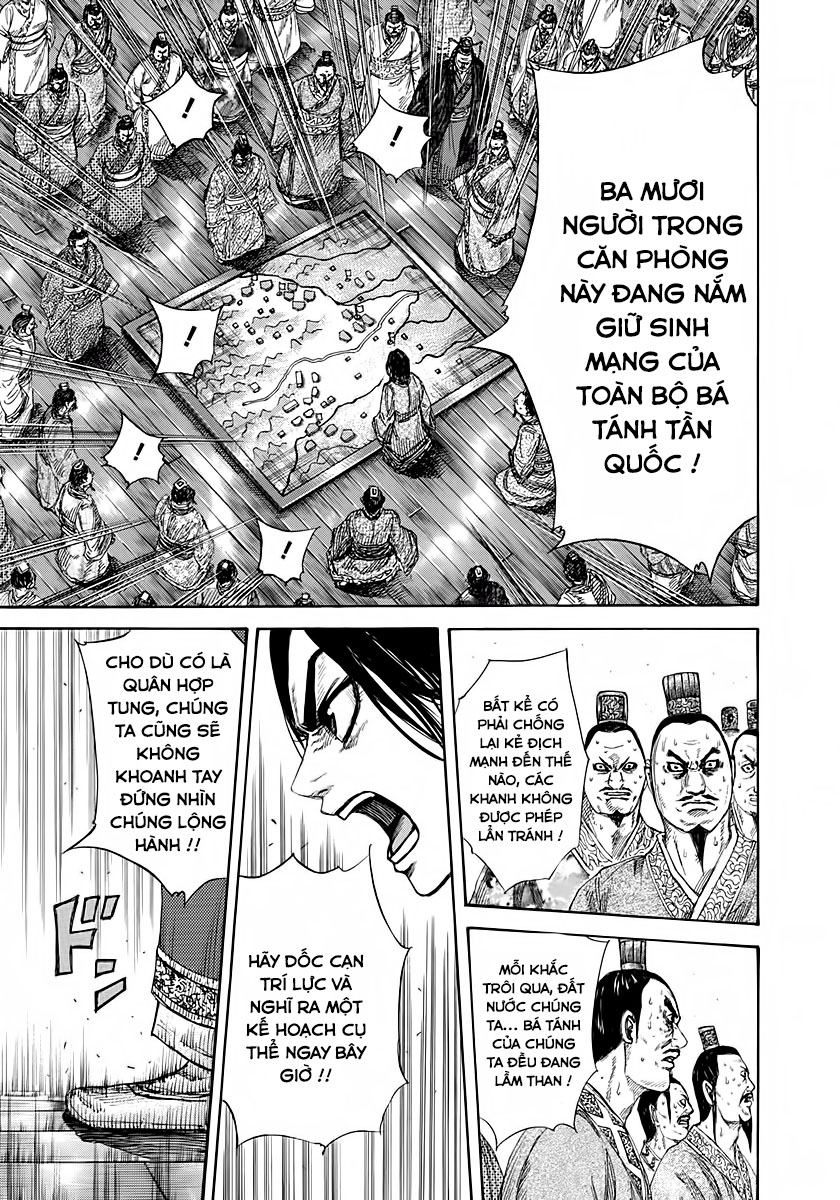 Kingdom – Vương Giả Thiên Hạ (Tổng Hợp) chap 264 page 18 - IZTruyenTranh.com