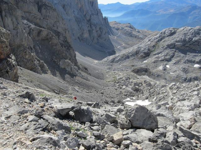 Campanarios Picos de Europa, Picos de Santa Ana