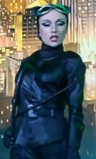 Catwoman from Batman Live