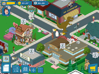 Family Guy The Quest For Stuff MOD APK 1.15.0-Screenshot-4