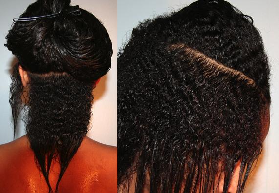 DIY Natural Hair Care: Choosing How to Transition to Natural Hair ...