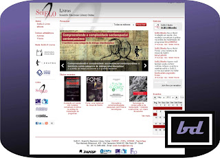 SciELO Books oferece obras com acesso aberto e gratuito