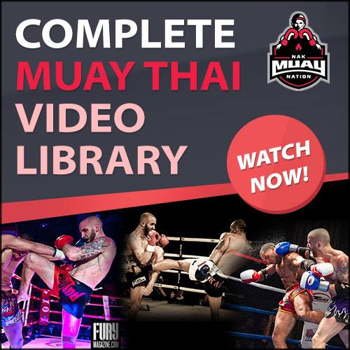 Muay Thai Guy