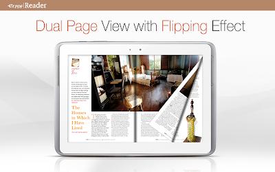 ezPDF Reader Multimedia PDF For Android Phone