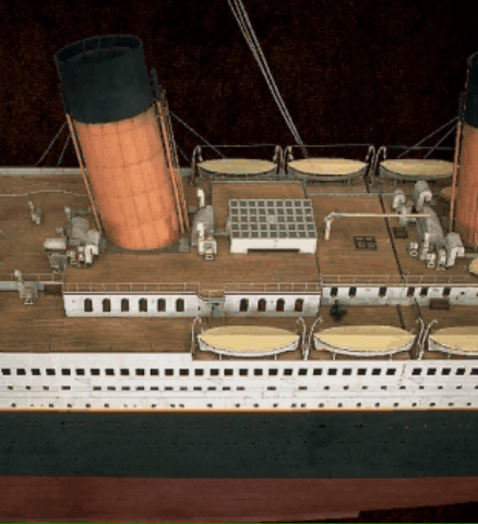 TITANIC: History's Most Famous Ship: April 15, 1912: The ...