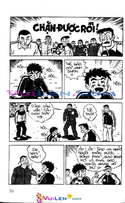Jindodinho - Đường Dẫn Đến Khung Thành III  Tập 11 page 70 Congtruyen24h