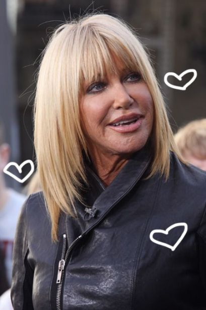 suzanne somers hairstyle : Suzanne Somers Hairstyles Pictures Celebrity Hair Cuts