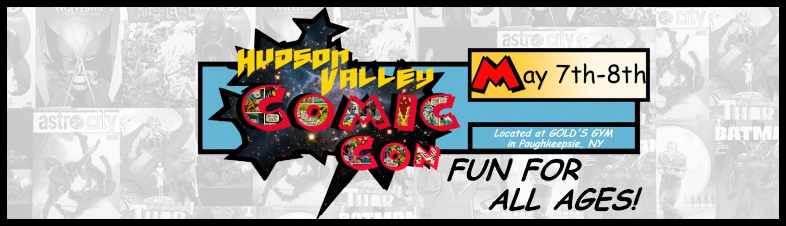 Hudson Valley Comic Con