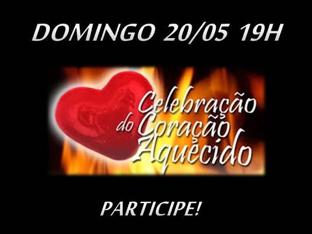 Celebração do Coração Aquecido