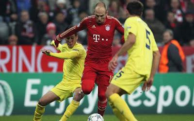 Bayern Munich 3 - 1 Villarreal (2)