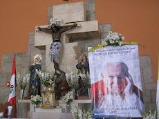 JUAN PABLO II EN EL TEMPLO DE LUREN i