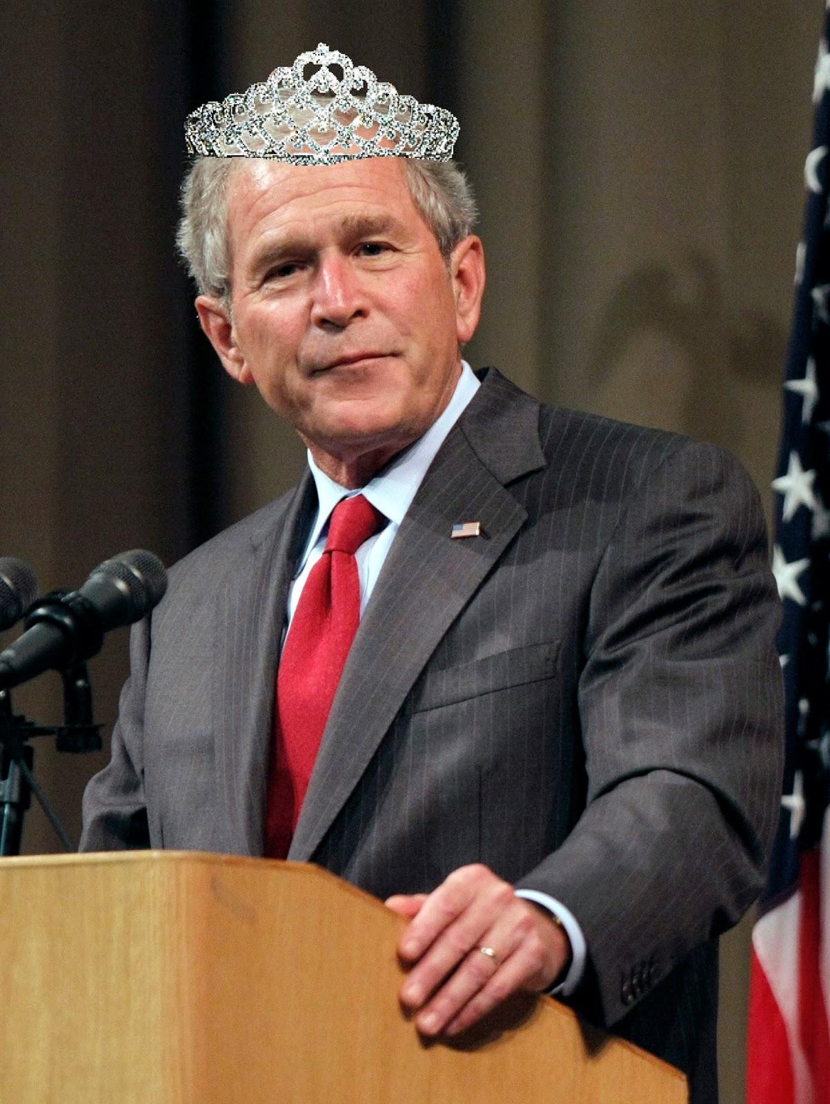 president bush essays