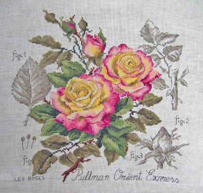 Pullman Orient Express Rose