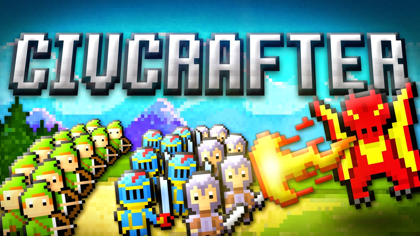 CivCrafter Gameplay IOS / Android