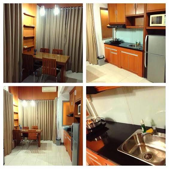 Sewa Apartemen Sudirman Park Jakarta Pusat