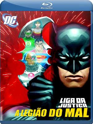 Filme Poster Liga da Justiça: A Legião do Mal
