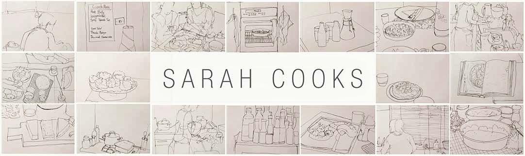 Sarah Cooks