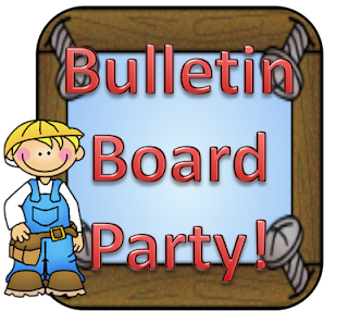 Bulletin Board Saying Party!!