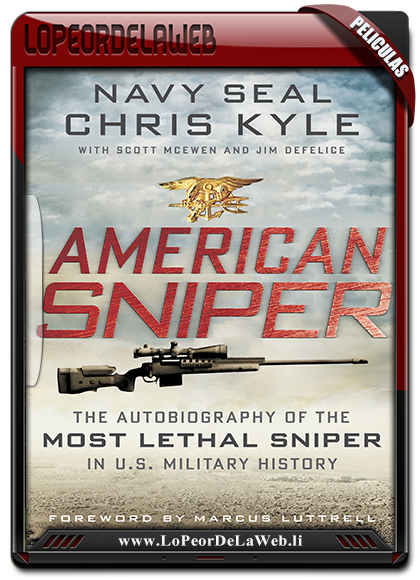 American Sniper (2014) WEB-DL 720p Latino-Ingles