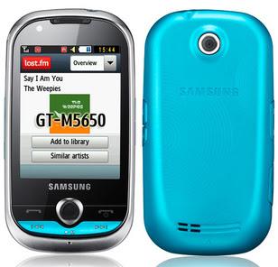 Daftar Harga Ponsel Samsung Oktober 2012