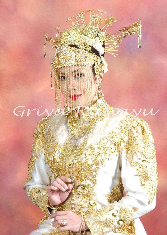 Griya Rahayu Rias Pengantin Pengantin Adat Betawi ...