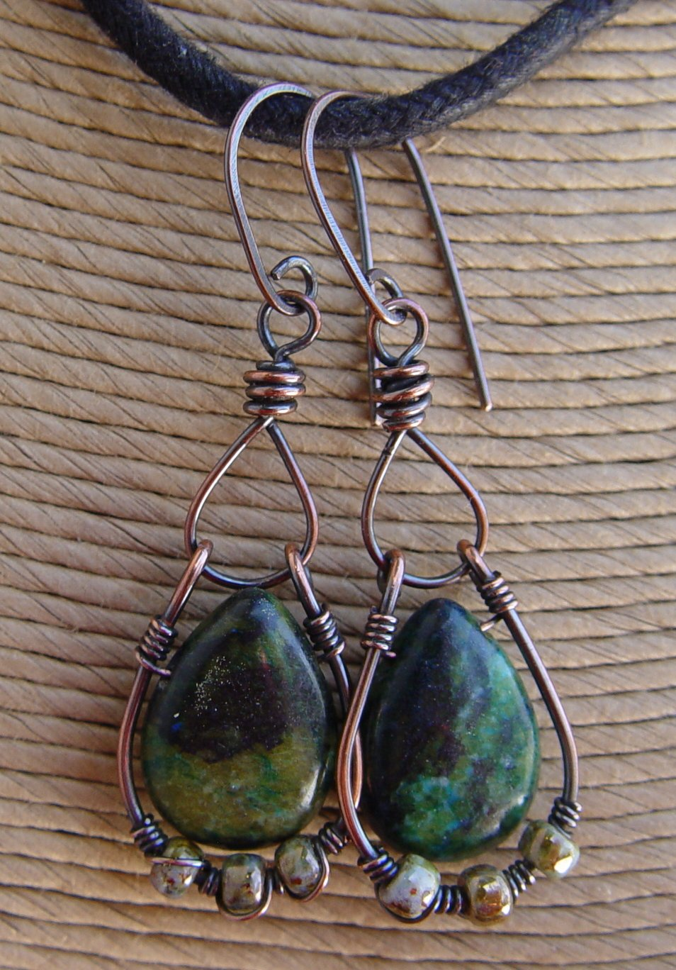 Jean A Wells Handcrafted Artisan Jewelry Necklace
