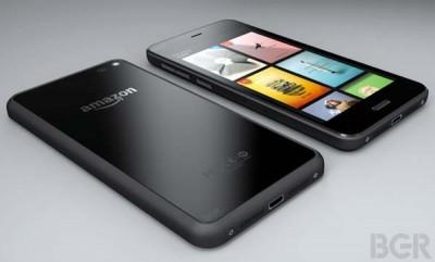 Inilah Bocoran Penampakan Smartphone Milik Amazon