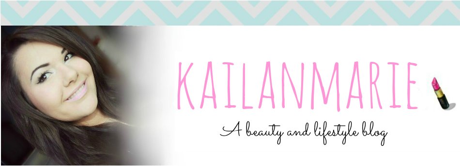 Kailan Marie | A Beauty and Lifestyle Blog