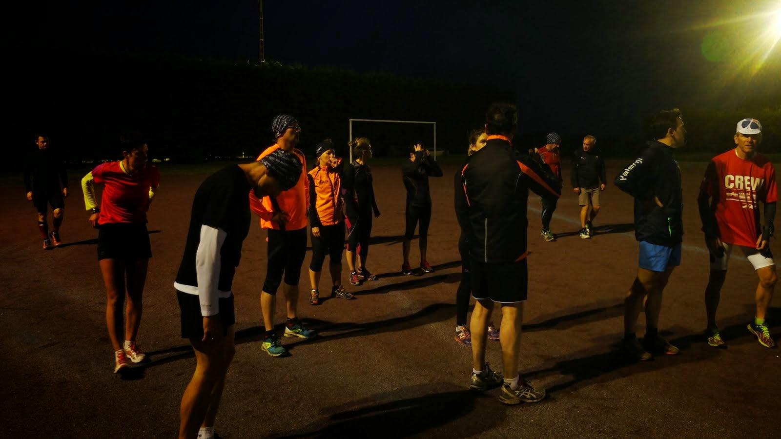 Entrainements avec Coach ROGER