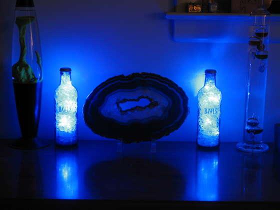 lampu cantik dari bahan bekas dengan memanfaatkan barang barang bekas