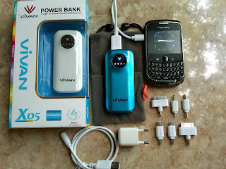 Power Bank Vivan X05 5600mAh