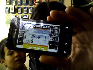 cara gantiGanti TouchScreen + Hard Reset Smartfren AndroMax E860 ...