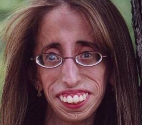 A foto da mulher mais feia do mundo 16