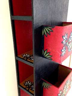 HanjiNaty Korean Wall Organizer Handmade Craft Project