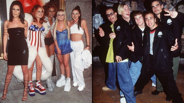 Spice Girls Reuniting for a tour with The Back Street Boys