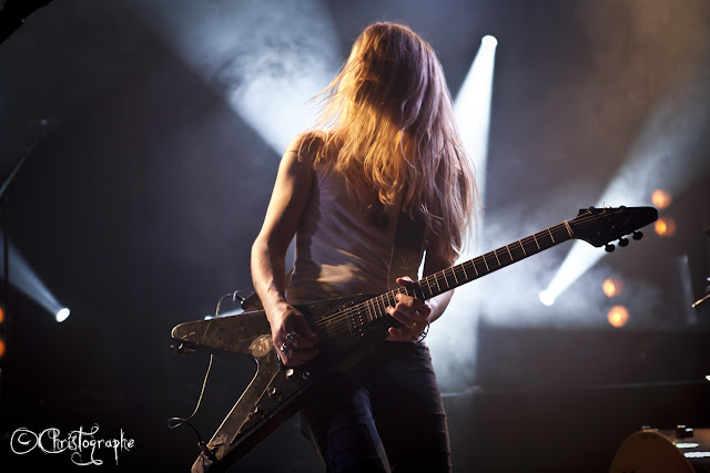 hardforce christographe pain of salvation paris 2012