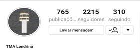 TMA Londrina no Instagram